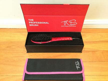 TNS Hair Straightener Brush