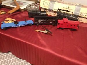 Collection de trains et autre