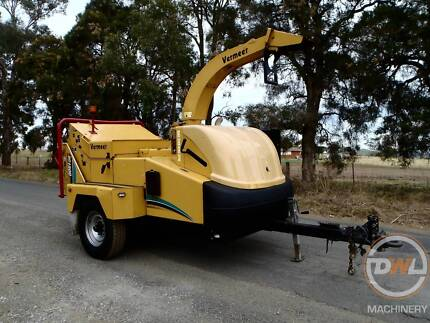 Vermeer BC1500 Wood Chipper