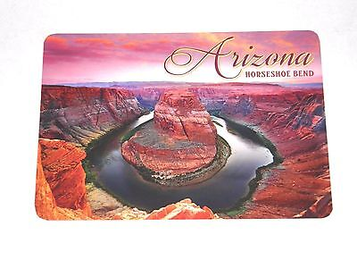 Please Read Description     Horseshoe Bend Arizona  Colorado River Az   Postcard