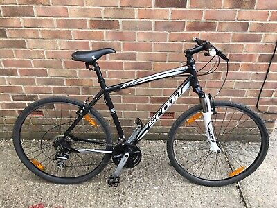 """22"""" Scott Sportster 50 Hybrid/Mountain Bike (Barely used)- Can deliver"""