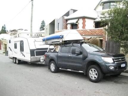 Total package, Van, Vehicle, Dingy, Fold up Trailer, Boat Loader South Fremantle Fremantle Area Preview
