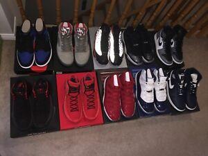 Brand new Jordan retros size 11