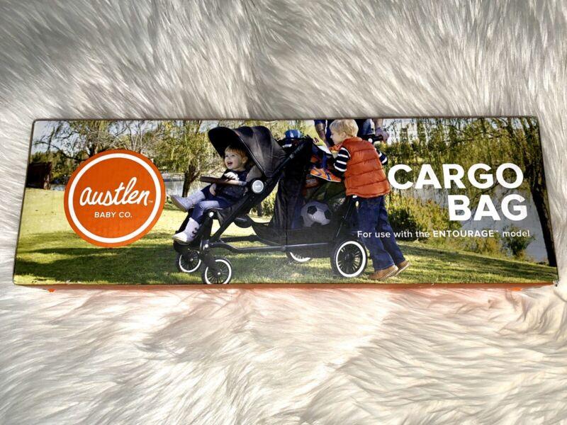 Austlen Entourage Stroller Black CARGO BAG Brand New LAST ONE !