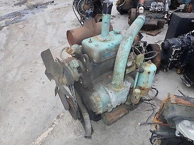 Detroit Diesel 2-71 Engine Runs Clean Video 271 Dynahoe Welder