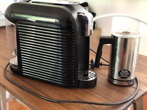 Aldi Coffee Capsule Machine and milk frothier
