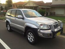 2006 TOYOTA PRADO Wetherill Park Fairfield Area Preview