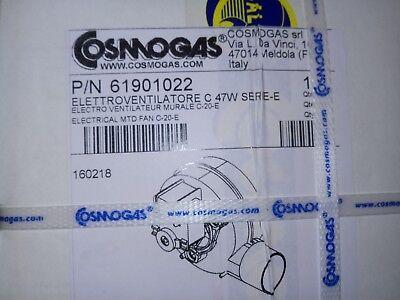 Ventiladores Eléctricos Original Calderas Cosmogas BMS10/20E-25E 61901022