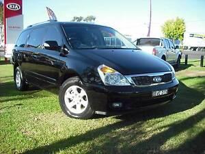 2011 Kia Grand Carnival SI Wagon Mudgee Mudgee Area Preview