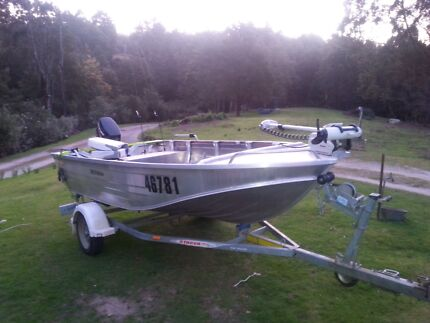 2013 Stacer 399 pro line Winkleigh West Tamar Preview