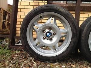 BMW 7.5in x 17in Motorsport Alloy Wheels x5 Kaleen Belconnen Area Preview