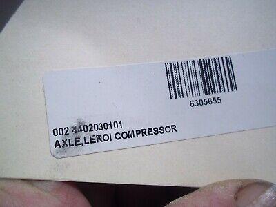 Leroi  Air Compressor Axle Part Number  6305655