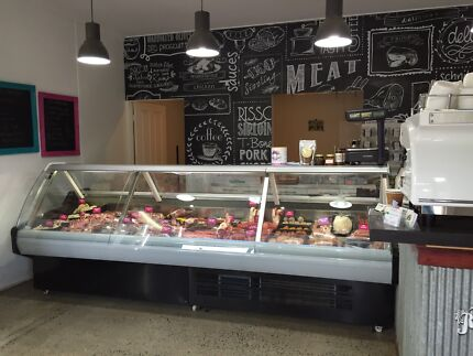 Boutique Butcher Shop  / Deli  and Cafe for Sale