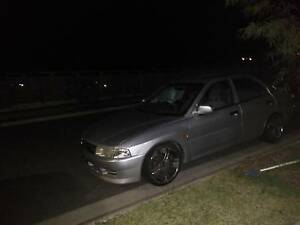 2002 Mitsubishi Lancer Sedan Springfield Lakes Ipswich City Preview