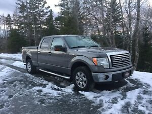 2010 F-150 XLT with XTR Package
