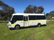 2014 Toyota Coaster Bus Hazelmere Swan Area Preview