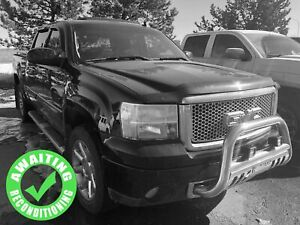 2013 Gmc Sierra 1500 Denali 6.2L| Light Bar| Sun| Nav| H/C Lth|