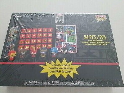 New Marvel 80 Years Funko Advent Calendar - 24 Pcs