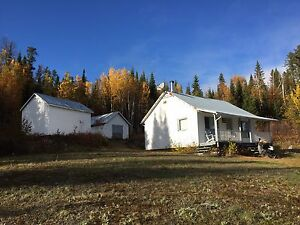 Chalet chemin bowater (domtar)59km