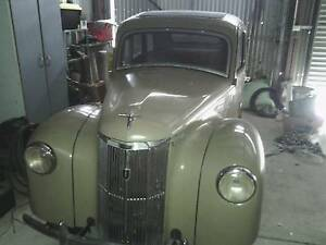 1950 Ford Prefect Sedan Proserpine Whitsundays Area Preview