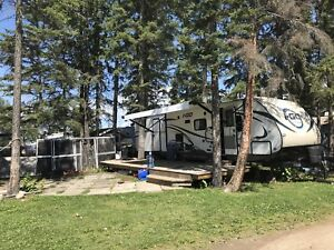 Trailer at Mariners Cove NEW PRICE!