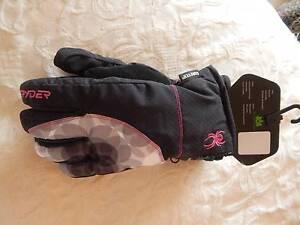 Spyder womens Goretex ski/snowboard gloves, medium size, new Launceston Launceston Area Preview