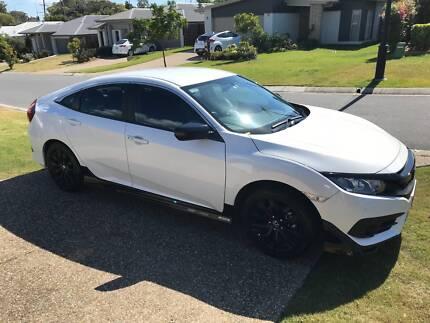 2016 Honda Civic VTi-S **12 MONTH WARRANTY** Coopers Plains Brisbane South West Preview