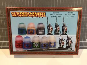 Warhammer Paint Set + Chaos Knights Package Cheltenham Kingston Area Preview