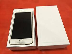 Brand New iPhone 6+ Gold Colour  128 GB Campsie Canterbury Area Preview