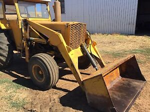 Chamberlain C6100 with loader and dual wheels, quick hitch bucket Donnybrook Donnybrook Area Preview