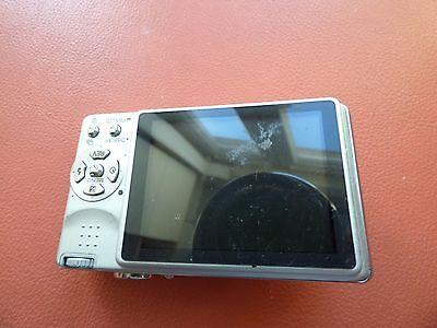 - Panasonic DMC-FX7 Lumix 5 Mega Pixels Photo Camera Silver Portable Small Pocket