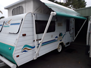 Jayco poptop  St Georges Basin Shoalhaven Area Preview
