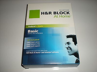 H & R Block 2011 Basic & State. Formerly Called Taxcut. I...