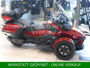 Can Am Spyder RT Limited