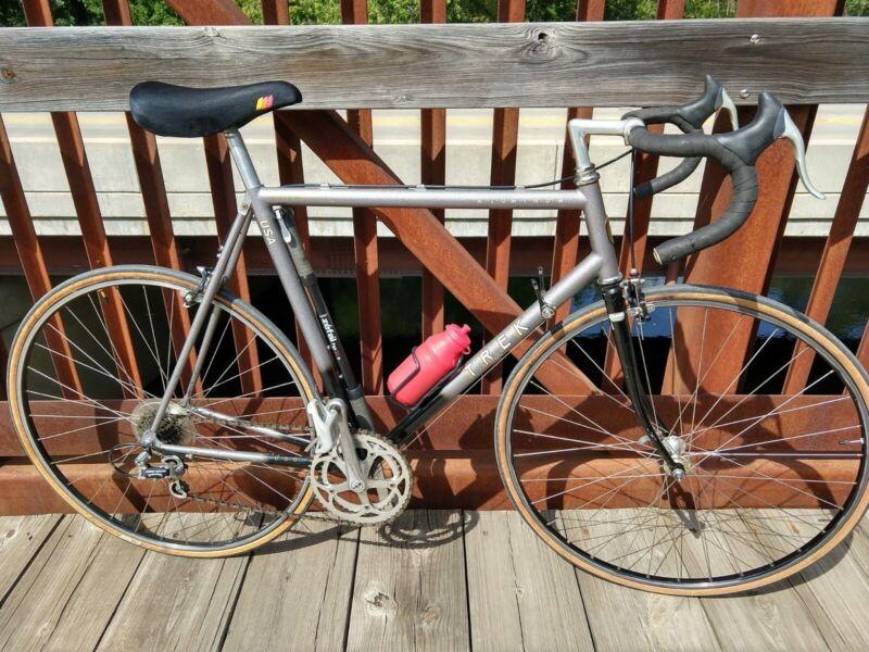 Trek Aluminum road bike