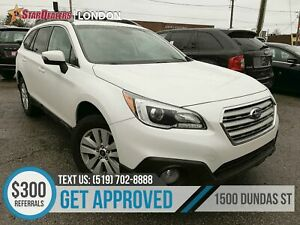 2015 Subaru Outback 2.5i Touring | Tech Pckg | ROOF | CAM