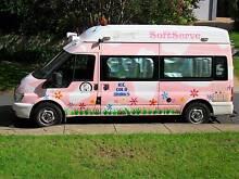 Soft Serve Ice Cream Van For Sale Brisbane City Brisbane North West Preview