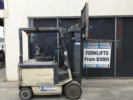 Crown 40FCTT188 Electric Counterbalance