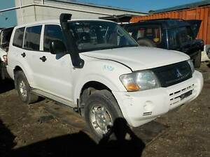 WRECKING DISMANTLING 2004 MITSUBISHI PAJERO GLX 3.8L MANUAL North St Marys Penrith Area Preview