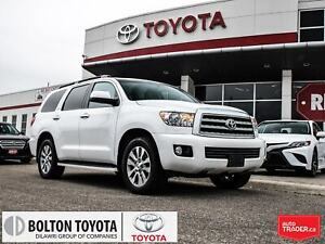 2016 Toyota Sequoia Limited 5.7L|1-Owner|No Accident|OFF Lease