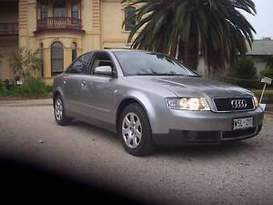 AUDI A4 HIGHLY OPTIONED $6950 SUNROOF LEATHER PERFECTLY SERVICED Stepney Norwood Area Preview