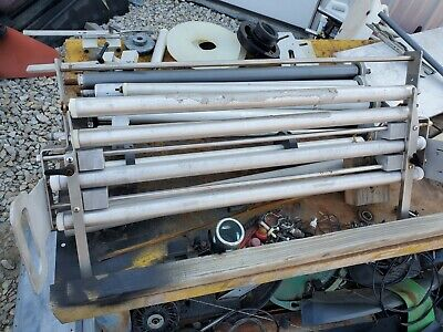 Roll Laminator Rollers And Parts Roll Mounts Etc.