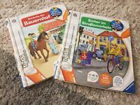 Tiptoi Bücher Bauernhof und oder Straßenverkehr Baden-Württemberg - Ostfildern Vorschau