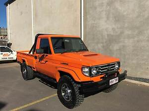 Toyota LandCruiser Ute, 300HP Gen IV L98 6.0L V8 with 4 Speed Auto Aspley Brisbane North East Preview