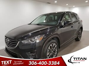 2016 Mazda CX-5 Local|AWD|CAM|NAV|Leather|Sunroof