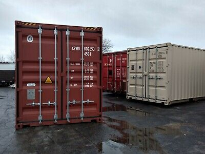 Shipping Container Inventory In Rockford That You Can Inspect. I Am Local