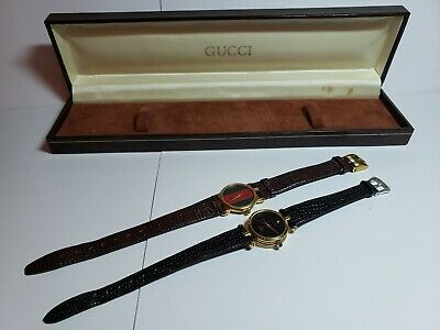 GUCCI Ladies vintage designer  watches . Very Nice!!