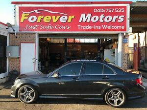 2013 MERCEDES-BENZ C250 SEDAN AUTOMATIC Long Jetty Wyong Area Preview