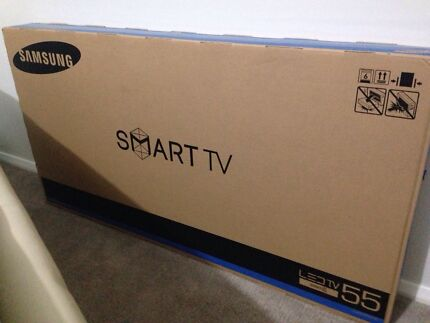 Samsung LED Series 6 55 inch H600 - TV Homebush Strathfield Area Preview