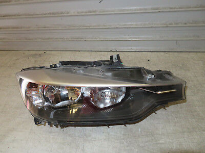 2012-2015 BMW 320i 328i 335i OEM RIGHT HEADLIGHT COMPLETE 63117259550   #6